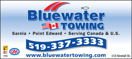 Bluewater Towing