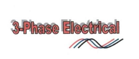 3-Phase Electrical