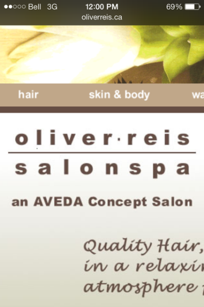 Oliver Reis Salon & Spa