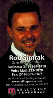 Rob Simrak - Magic Realty