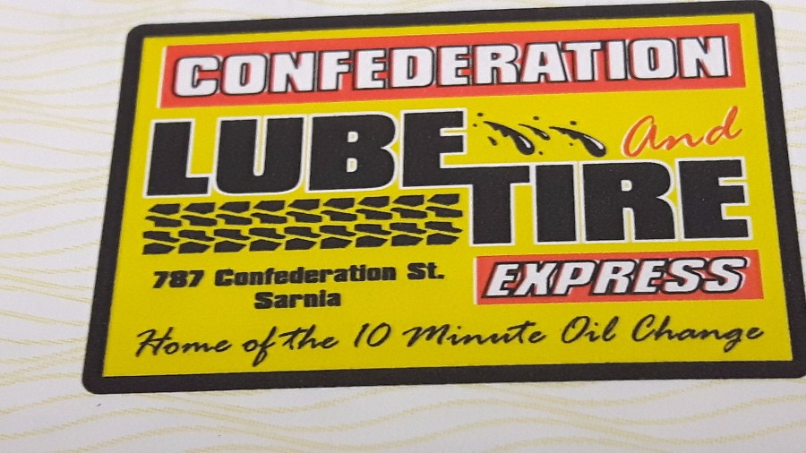 Confederation Lube & Tire Express