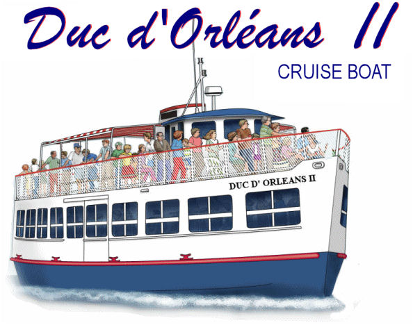 Duc d'Orleans Cruise Boat