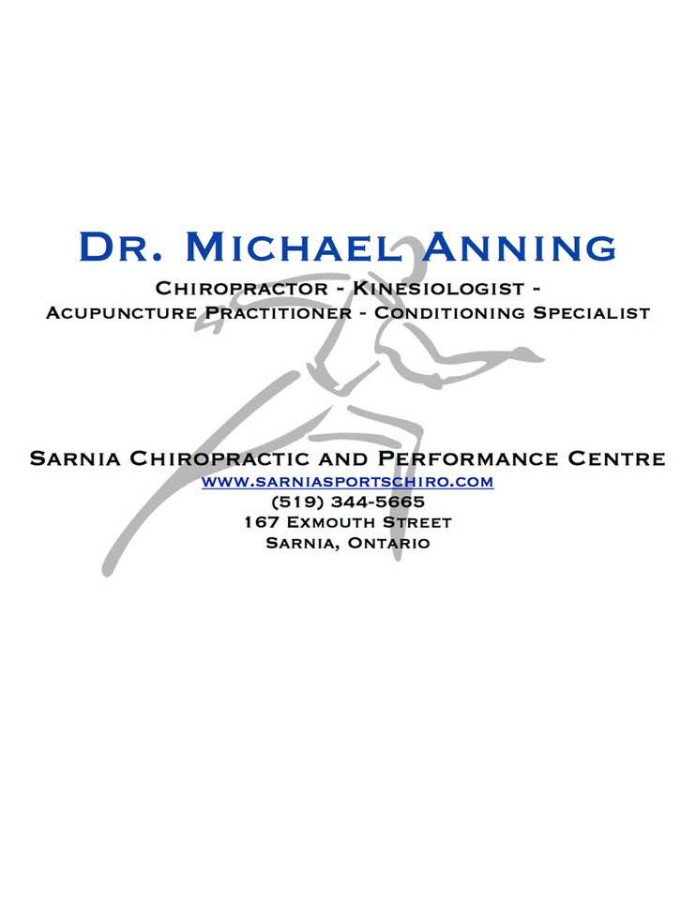Dr. Michael Anning