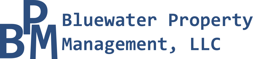 BLUEWATER PROPERTY MANAGEMENT